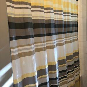 DKNY Shower curtain!